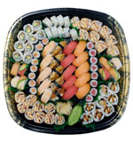 Samurai Sushi Platter 89 Pieces (Serves 12-18)