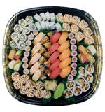 Samurai Sushi Platter 89 Pieces (Serves 12-18)