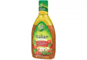 Wishbone Italian Dressing 16 oz Local Delivery | Condiments & Sauces ...