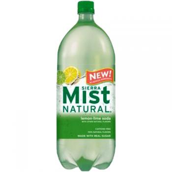Sierra Mist Natural 2 Liter Bottle Local Delivery | Beverage ...