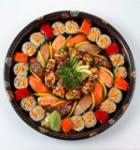 Tokyo Sushi Platter 52 Pieces (Serves 8-10)