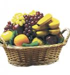 Oval Centerpiece Fruit Basket