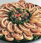 Stuffed Bread Platter (Serves 10-12)