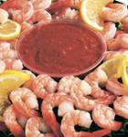 Shrimp Entertainer Platter (Serves 2-3)