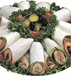 All Wrap Platters (Serves 12-15)