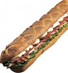 Chicken Italiano Sub (Serves 8-10)