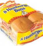 Stroehmann Hamburger Rolls 8 Count 11 oz