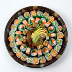 Mega Maki Roll Sushi Platter 59 Pieces (Serves 6-8)