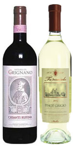 Italian Duo Wine Gift Pack
