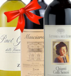 Italian Travels Trio Wine Gift Pack