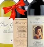 Italian Travels Trio Wine Gift Pack