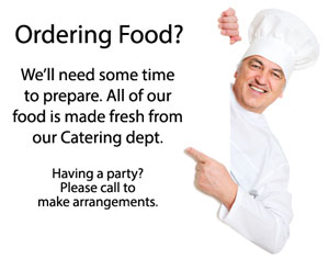Food Delivery - Order Ahead