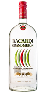 Bacardi Grand Melon 375ml
