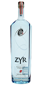 Zyr Russian Vodka 750ml
