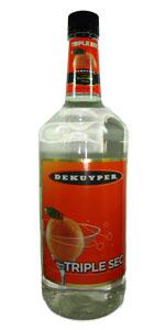 Dekuyper Triple Sec Liter 1L