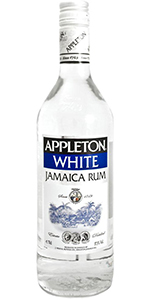 Appleton White Rum 750ml