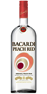 Bacardi Peach Red 200ml