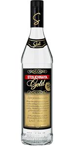 Stolichnaya Gold Vodka 1L