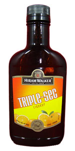Hiram Walker Triple Sec 200ml