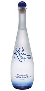 Rain Organic Vodka 750ml
