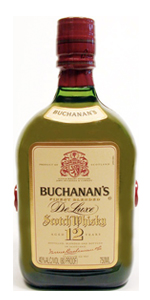 Buchanan's Scotch Whisky 750ml