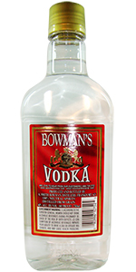 Bowman's Vodka 750ml