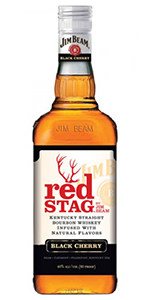 Jim Beam Red Stag Bourbon 750ml