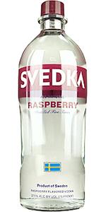 Svedka Raspberry Vodka 1.75L
