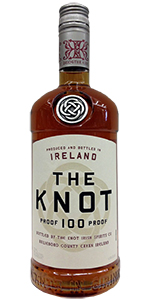The Knot Irish Whiskey 100 Proof 750ml