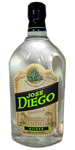 Jose Diego Silver Tequila 750ml