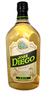 Jose Diego Gold Tequila 750ml