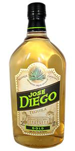 Jose Diego Gold Tequila 750ml
