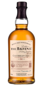 Balvenie 14 Year Old Caribbean Cask 750ml