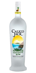 Coconut Jack Pineapple Rum 750ml