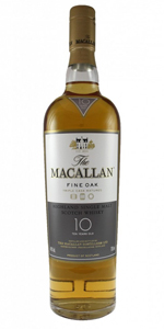 Macallan 10 Year Malt Scotch 750ml