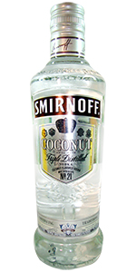 Smirnoff Coconut Vodka 375ml