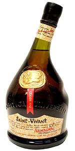 St Vivant Armagnac Cognac 750ml