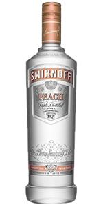 Smirnoff Peach Vodka 1L
