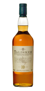Talisker 10 Year Single Malt 750ml