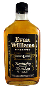 Evan Williams Black Label 375ml