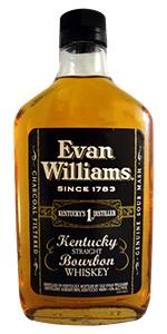 Evan Williams Black Label 375ml