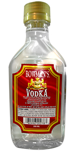 Bowman's Vodka 200ml