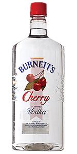 Burnetts Cherry Vodka 1.75L