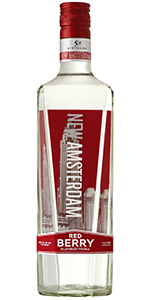 New Amsterdam Vodka Red Berry 750ml