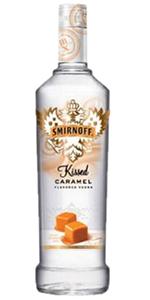 Smirnoff Vodka Kissed Caramel 1L