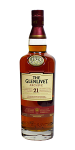 Glenlivet 21 Year Old Malt 750ml