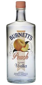 Burnetts Peach Vodka 1.75L