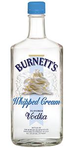 Burnetts Whipped Vodka 1.75L