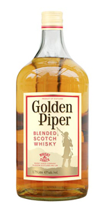 Golden Piper Scotch 1.75L