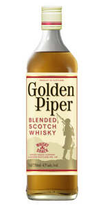 Golden Piper Scotch 750ml